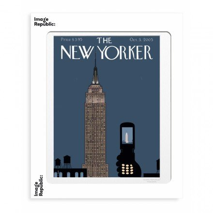 Affiche The New-Yorker - Ware