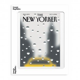 Affiche The New-Yorker - Rainy Day