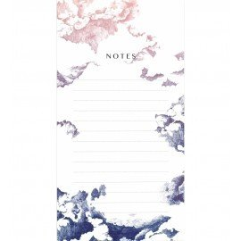 Bloc Notes Nuages