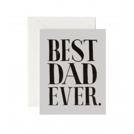 Carte - Best Dad Ever
