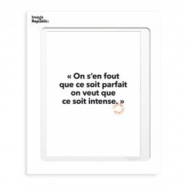 Carte Loic Prigent - on s'en fout