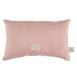 Coussin Laurel - white bubble/ misty