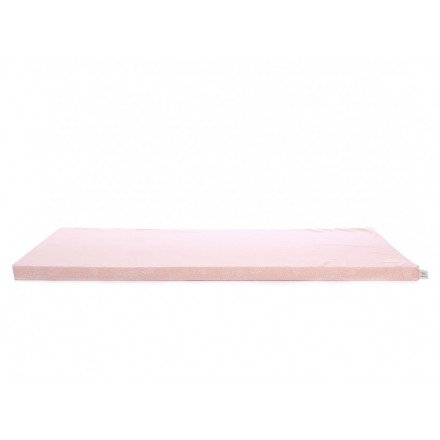 Matelas de sol Saint Barth 60X120X4 white bubble/ misty pink