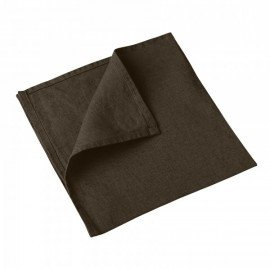 Nappe & serviettes en lin - Brownie