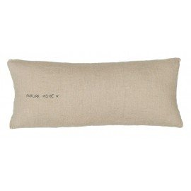 "Coussin ""Naturel inside"" - Naturel"
