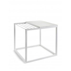 Table d'appoint et range-magazines