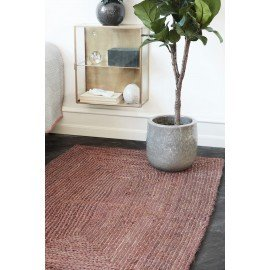 Tapis long en chanvre