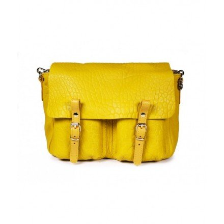 Sac Craie maxi maths bubble citron