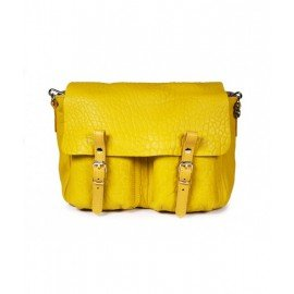 Sac Craie mini maths bubble citron